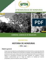 Modulo IV Historia de Honduras