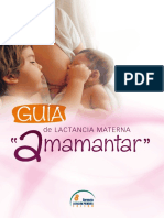 GUIA PARA AMAMANTAR