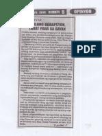 Remate, July 17, 2019, Walang korapsyon lahat para sa bayan.pdf
