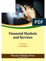 Financial market and services