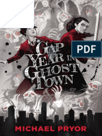 Gap Year in Ghost Town by Michael Pryor Extract