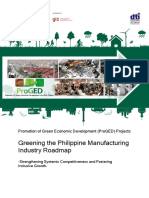 Greening the Philippine manufacturing industry