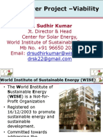 18. Solar Power Project-Viability_28 May 13.ppt