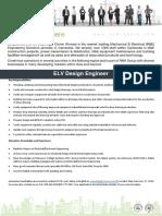Elv Design Engineer JD