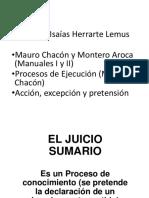 4. El Juicio Sumario