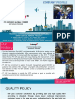 Company Profile PT. Intergy Global Forma