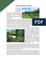 Lectura El Parque Nacional del Manu.docx