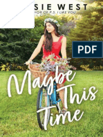 Maybe This Time - Kasie West.epub