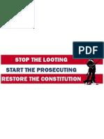 Restore Banner (STOP LOOTING)