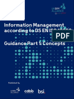 Information Management according to BSEN ISO 19650