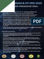 Panduan Presentasi PIT 2019