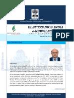 Electronics India eNewsletter