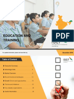 Education and Training in india