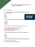 General Education - Set B - Part 1