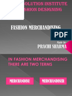 Understand Fashion and Visual Merchandising | DSIFD Indore