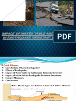 Earthquake Resistant Structure presentation AAS
