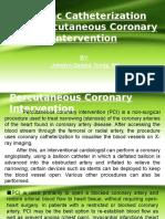 Cardiac Catheterization and PCI