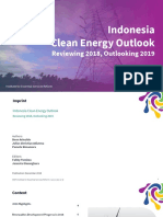 Indonesia Clean Energy Outlook 2019 New