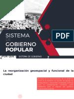 Sistema Popular de Gobierno