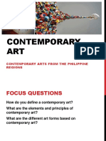 4. Contemporary Art Elements and Principles