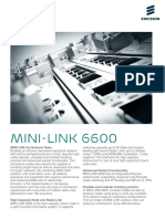 Mini Link 6600