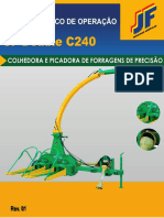 Manual JF Double C240