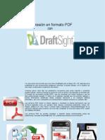 Imprimir PDF Con Draftsight