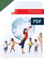 Denso 2007 CSR Report