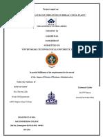 Welfare Facilities