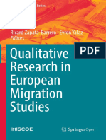 2018 Book QualitativeResearchInEuropeanM
