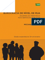 Burocracia de Nível de Rua_Michael Lipsky