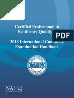 CPHQ International Handbook