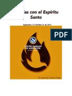 DEVOCIONAL 50 DÍAS CON EL ESPÍRITU SANTO