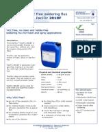 PacIFic 2010F Ver3.01
