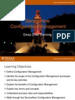 UT Configuration Management - Final