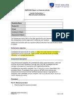 4.BSBFIA402 Assessment 1 Learner
