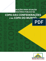 CNMP Contribuicões Para Atuação MP Na Copa