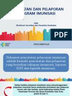 Pencatatan dan Pelaporan Imunisasi ok.pptx