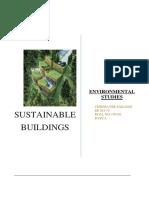 Sustainibility Report