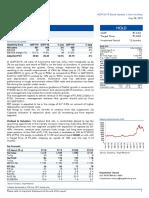 AUTOMOTIVE AXLES LTD - Company Profile, Stock performance, Balance Sheet & Key Ratios - Angel Broking