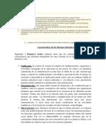 2do Parcial Sociología de Las Instituciones Educativas