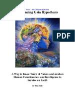 Advancing Gaia Hypothesis
