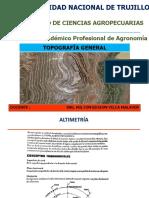 1. ALTIMETRIA