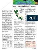 The 3D Elevation Program—Supporting California's Economy