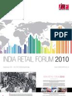 India Retail Forum Brochure