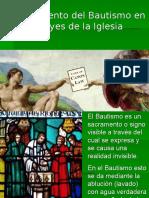 4.- El Sacramento Del Bautismo en Las Leyes de La Iglesia