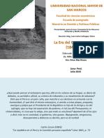 La Era Del Guano de Isla en El Peru 1845