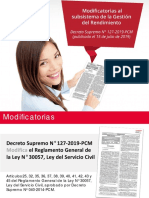 Gdr Modificatorias Julio 2019