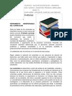 Proc.curriculares