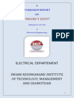 Project Expo Report Final